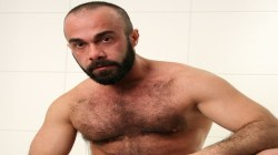 Mature Hairy Man – Albert Victor