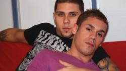 Latino Fucking with Giovanni & Elias