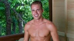 Blond Southern Surfer